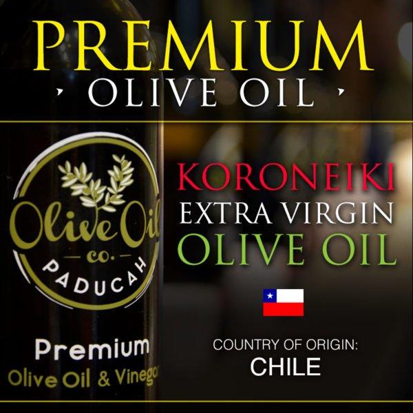 Koroneiki Extra Virgin Olive Oil