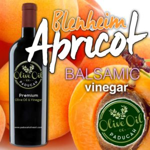 Blenheim Apricot White Balsamic Vinegar