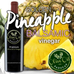 Golden Pineapple Balsamic Vinegar