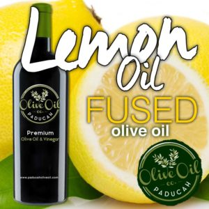 Lemon Oil Fused Olive Oil