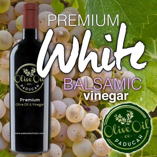 Premium White Balsamic Vinegar