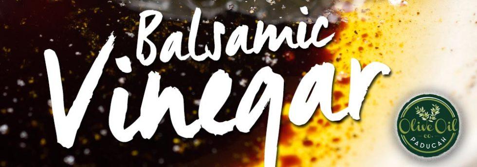 Paducah Olive Oil Balsamic Vinegars
