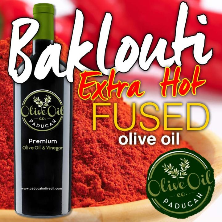 bailouts extra hot fused olive oil