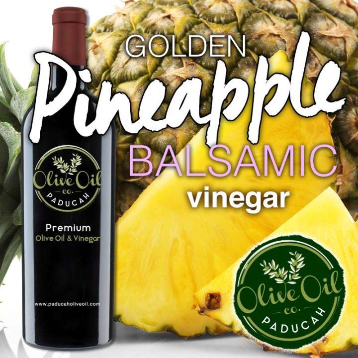 Golden Pineapple Balsamic Vinegar