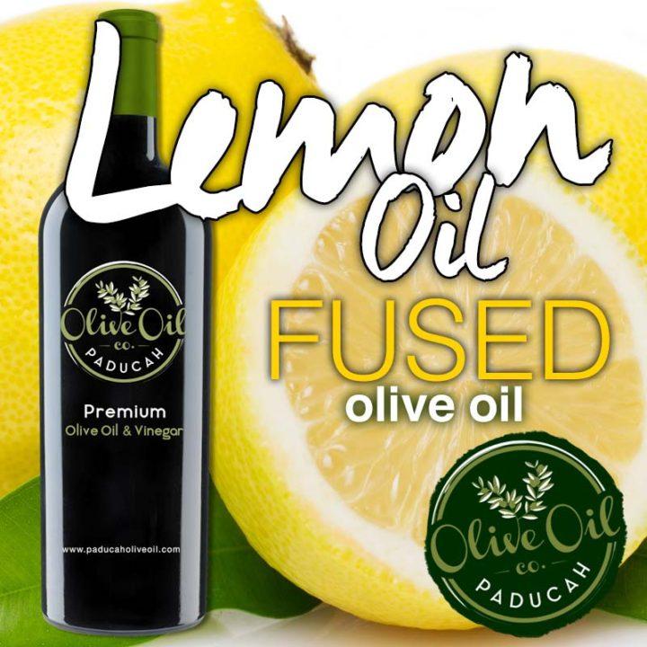 Lemon Oil Fused Olive Oil