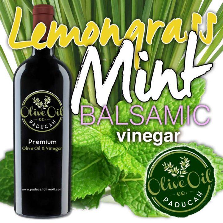 Thai Lemongrass Mint White Balsamic Vinegar