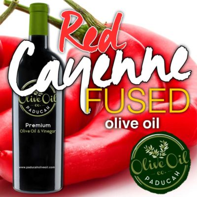 Red Cayenne Fused Olive Oil