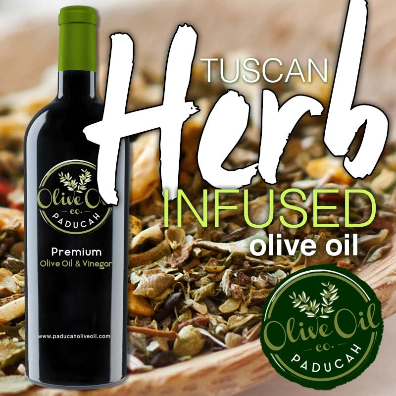 Tuscan Herb Infused Olive Oils