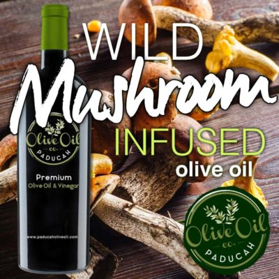 Wild Mushroom Infused Olive Oil