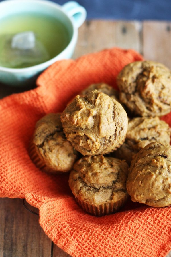 Healthy-Pumpkin-Muffins-Set-the-Table