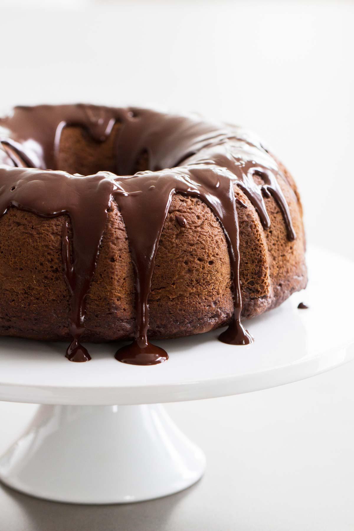Chocolate Covered Banana Bread