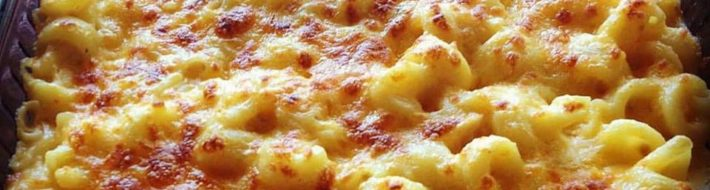 butternut squash truffled macaroni and cheese