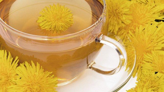 Health Benefits of Dandelion Tea