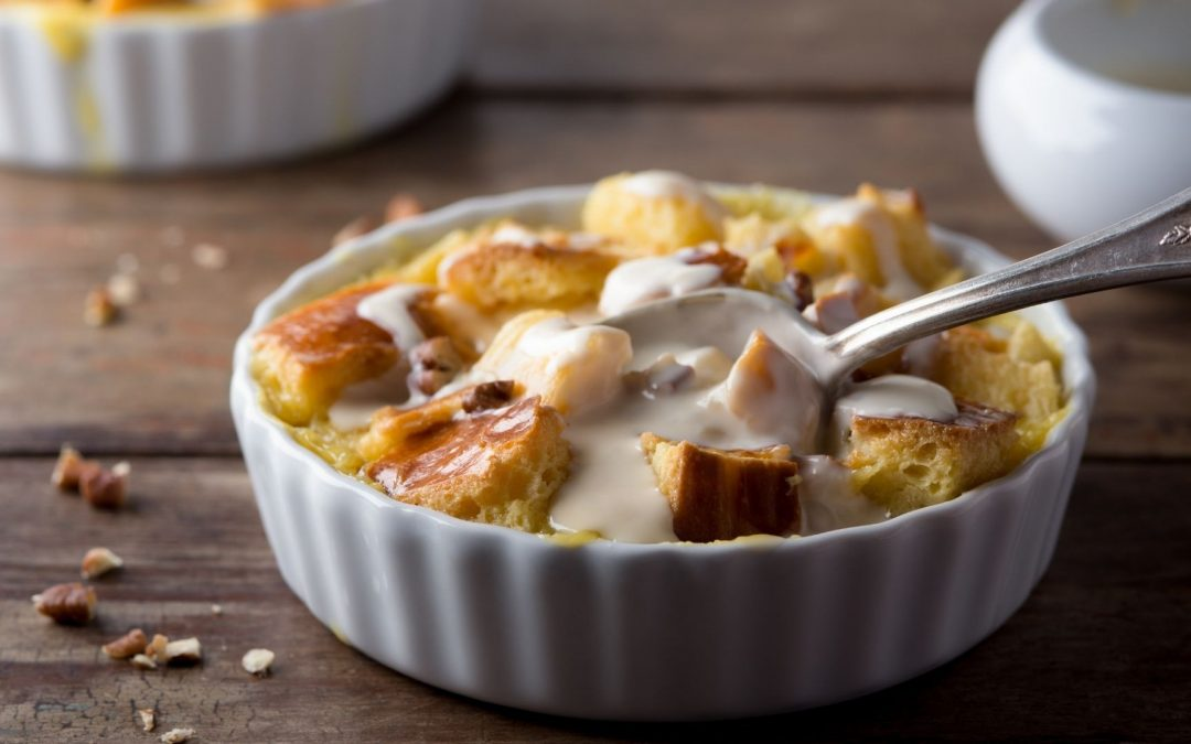 The Oakroom's Bread Pudding